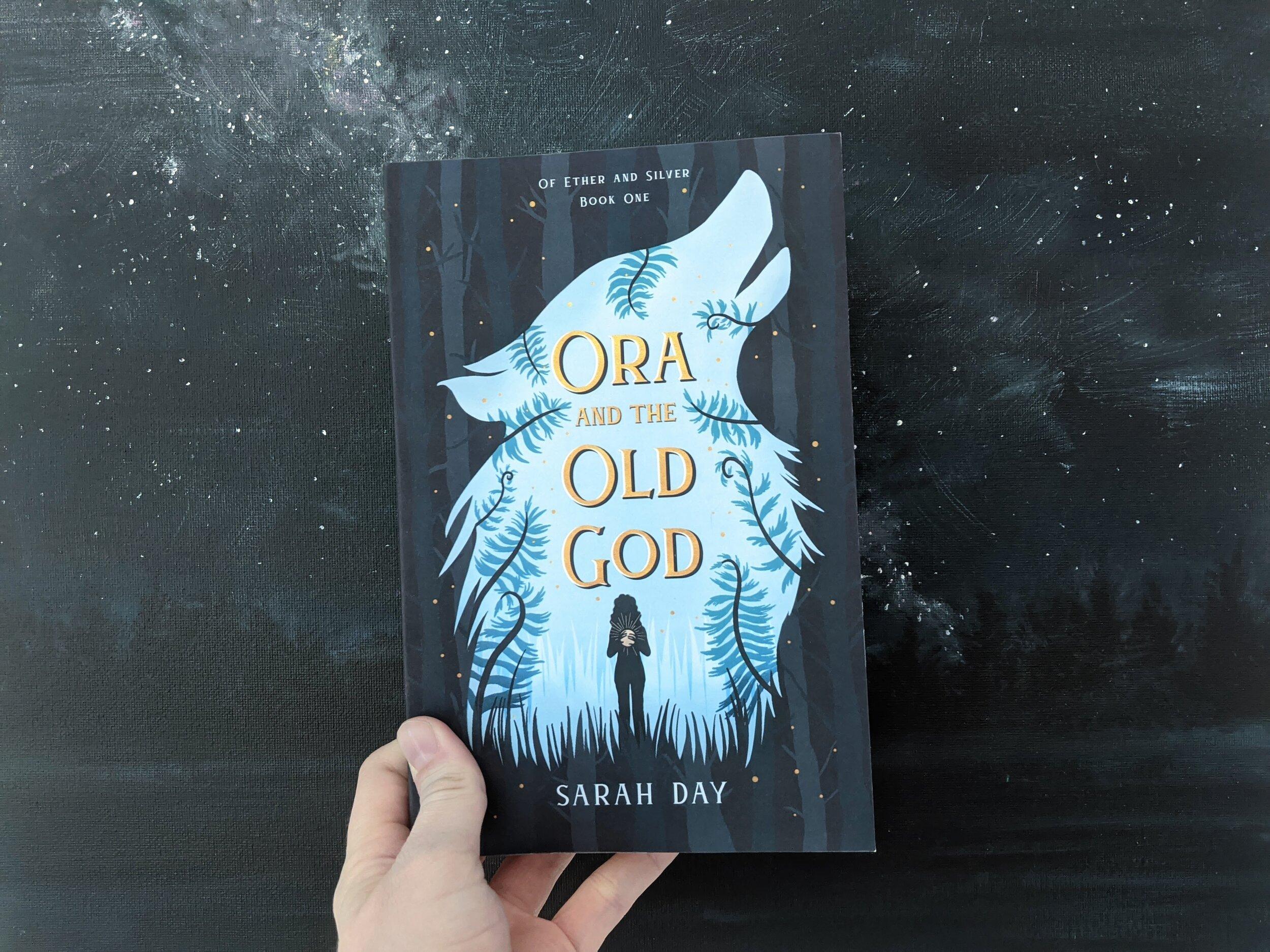 Ora and the Old God Sneak Peek